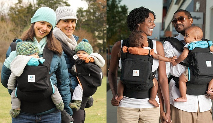 Best twin baby carriers tandem babywearing gear for parents