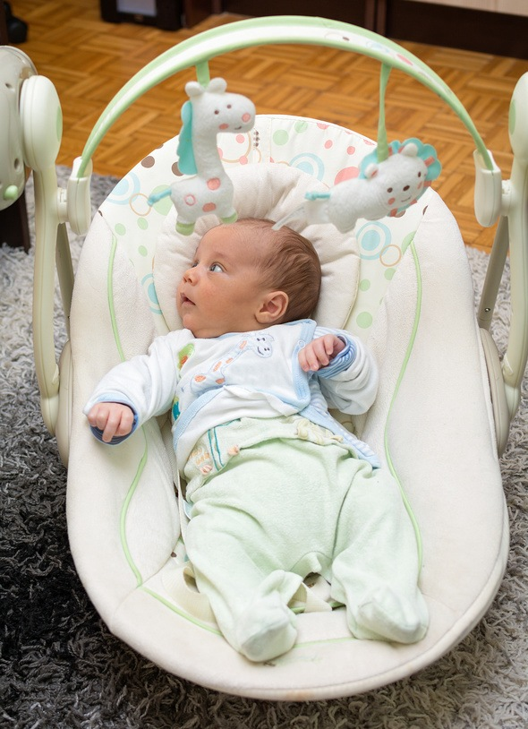 A Baby In Baby Swing Bing Images