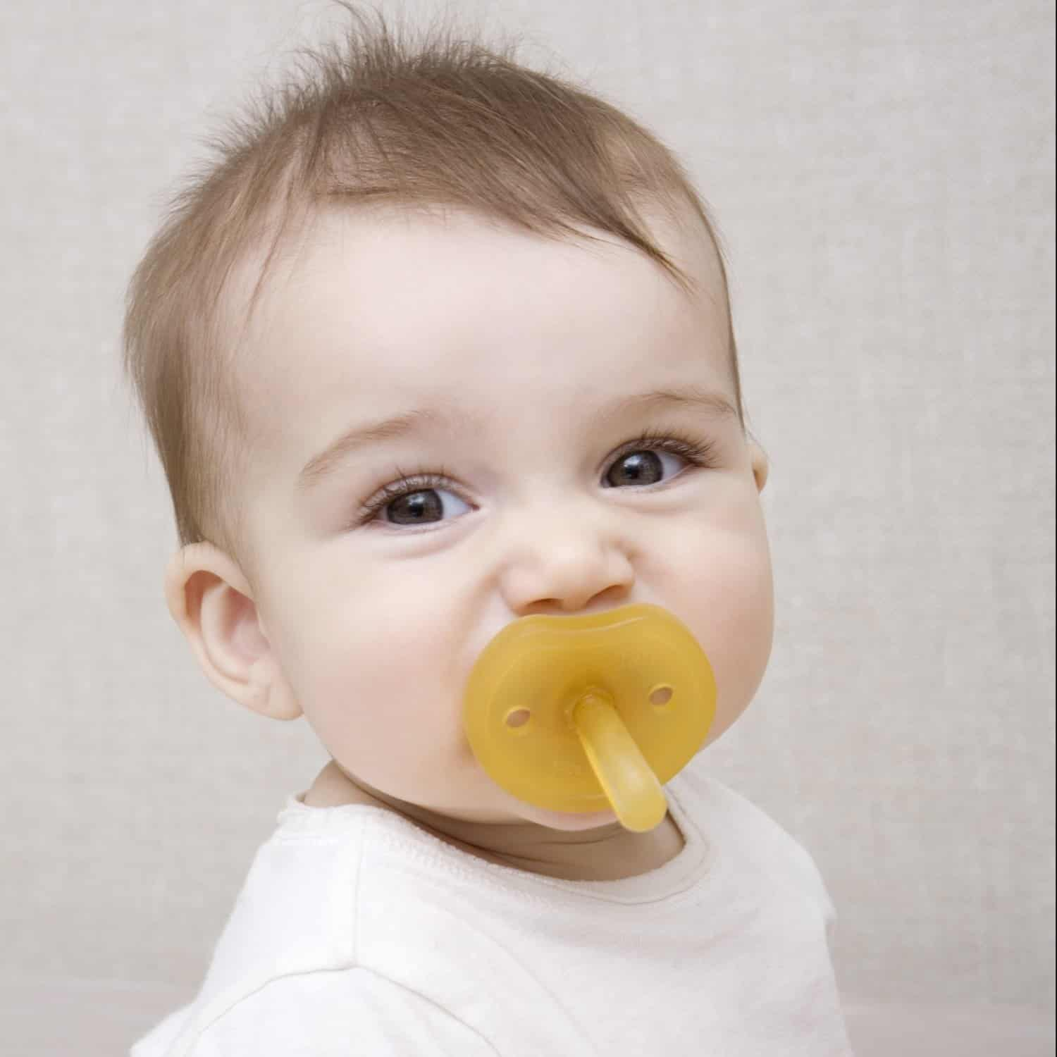 Natursutten BPA Free Natural Rubber Pacifier