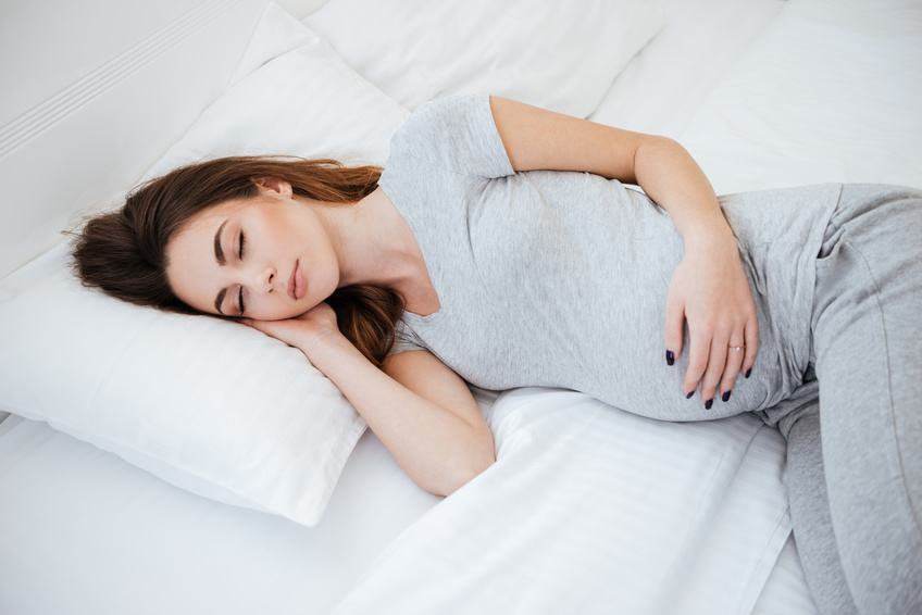 Ways to Sleep Better During Pregnancy