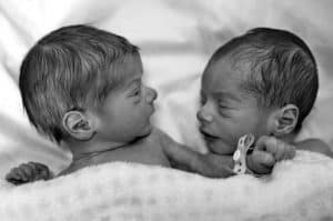 full term for twins