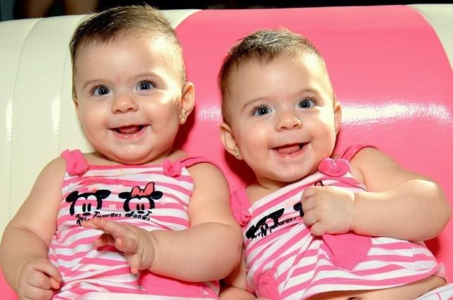 paternal vs maternal twins