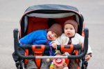 twin side by side stroller
