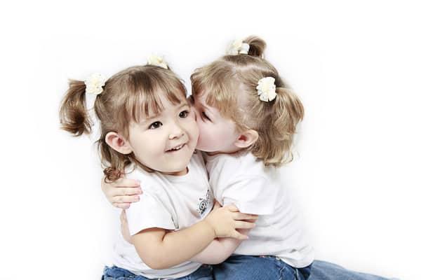 maternal vs fraternal twins