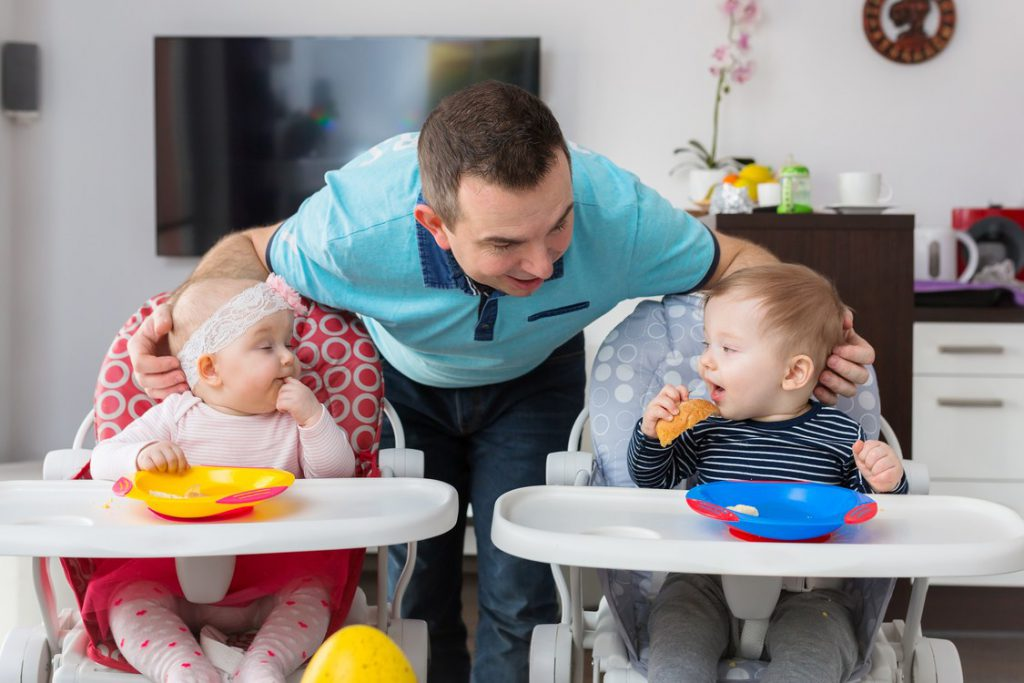 best highchairs for twins