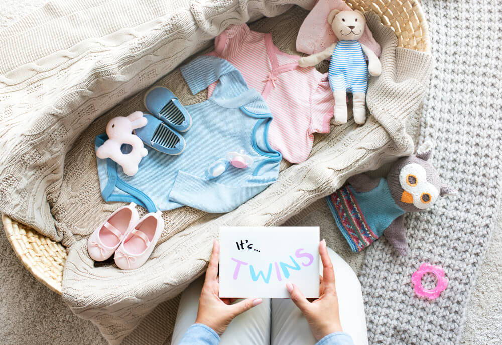 twin baby gift sets