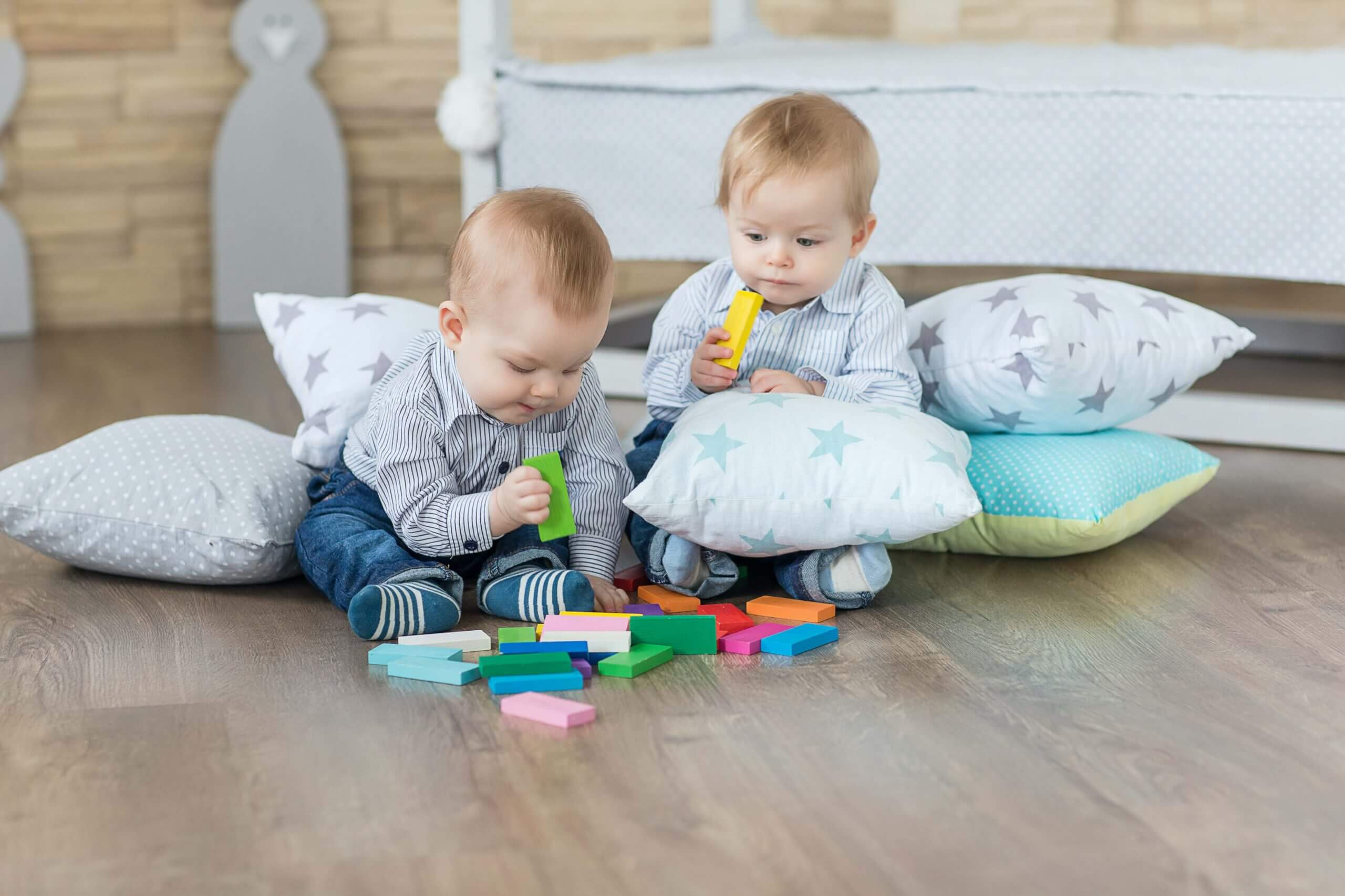 Cool Baby Gifts for Twins