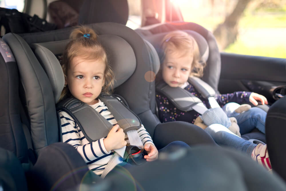 best car seats for twins