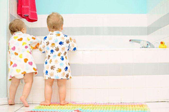 twins bathtub
